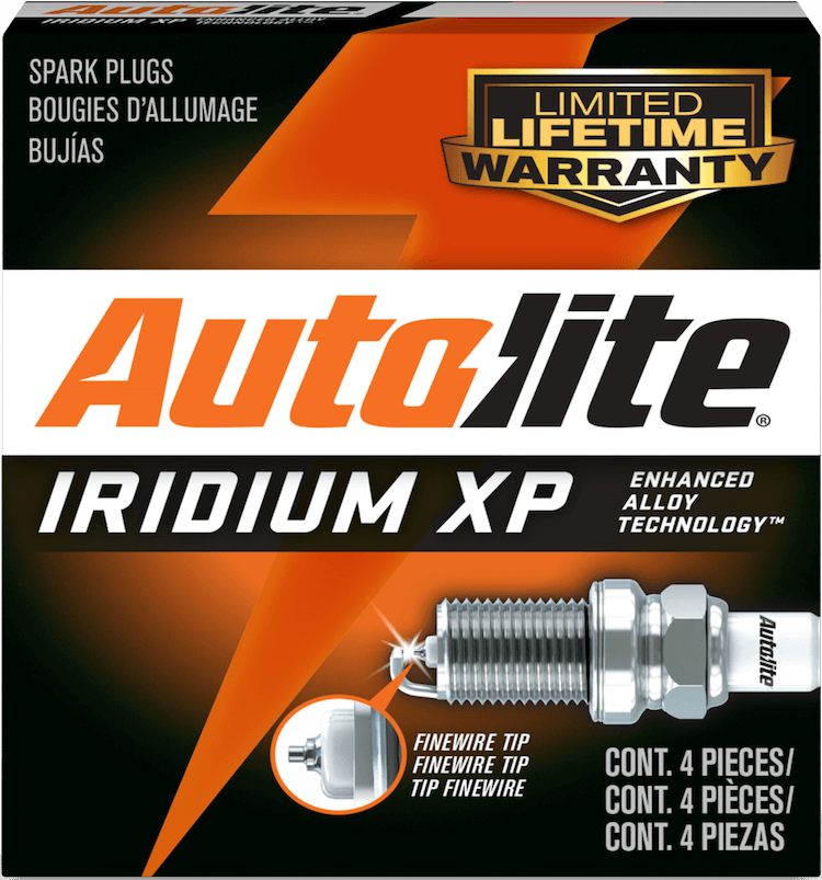 Autolite XP5145 Iridium XP Spark Plug Pack of 1