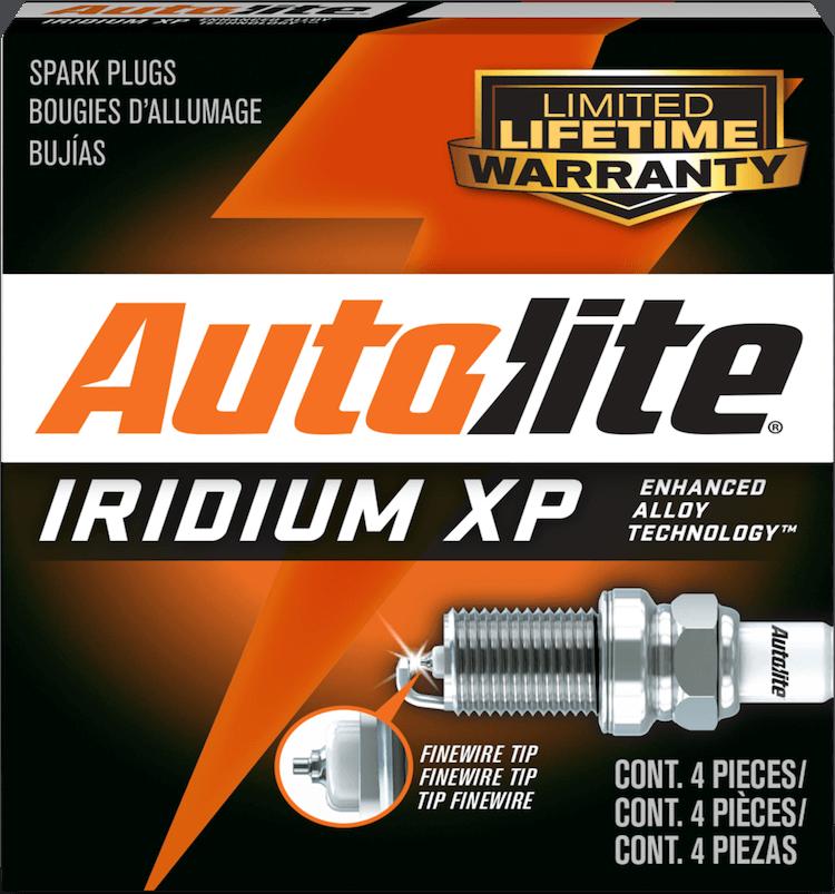 Autolite XP104 Extreme Performance Spark Plug