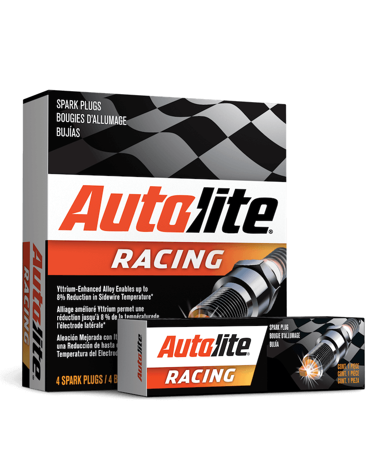 Autolite Racing_4 Pack with unit