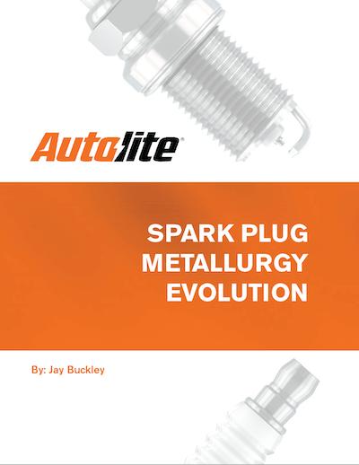 Spark Plug Metallurgy